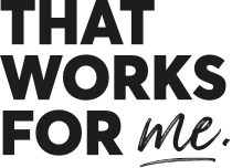 That Works for Me logo